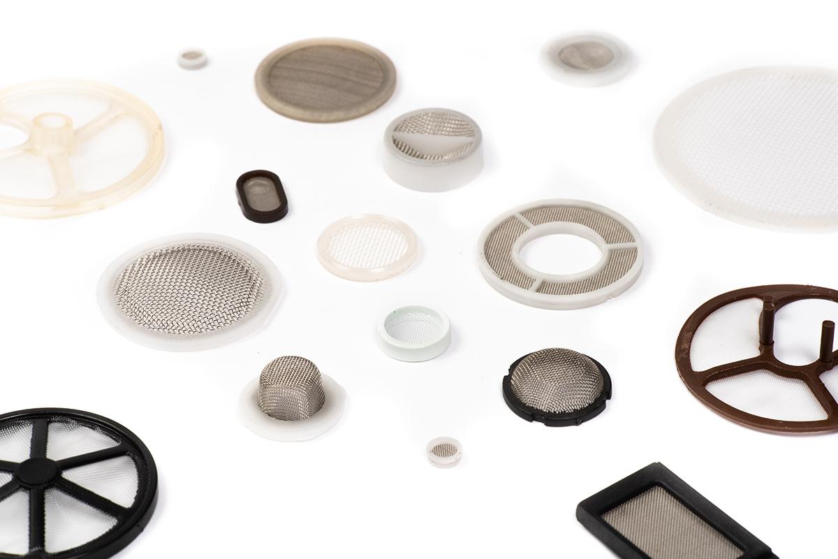 Izdelava filtrov - Ploščati filtri