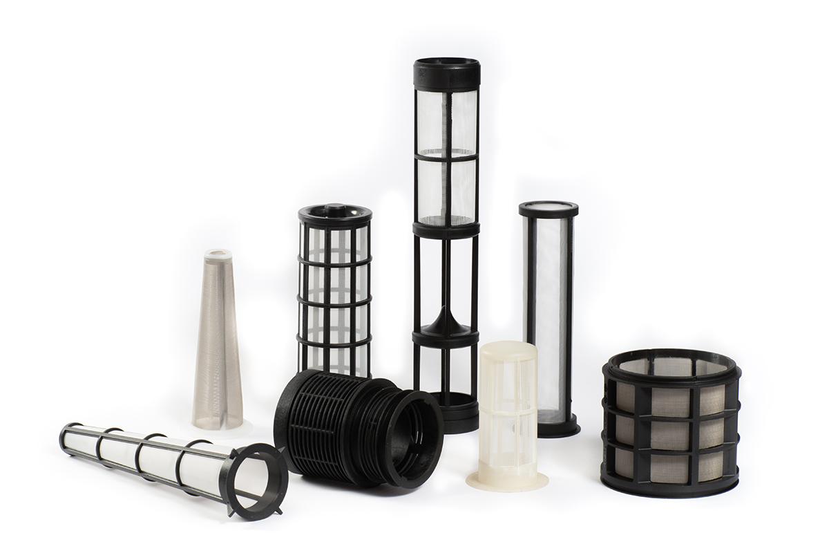 Izdelava filtrov - Veliki filtri